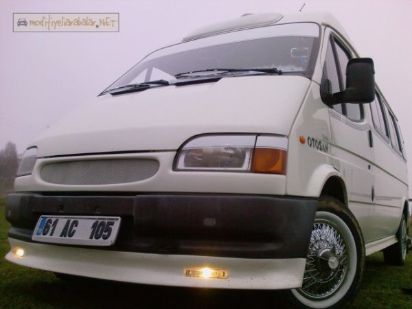 ford transit tuning 10