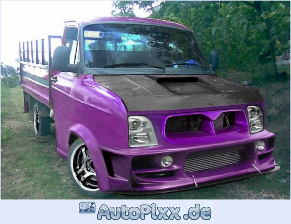 ford transit tuning ,