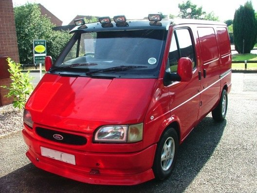 ♥ ford-transit fans ♥