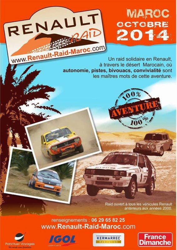 Renault Maroc 2014