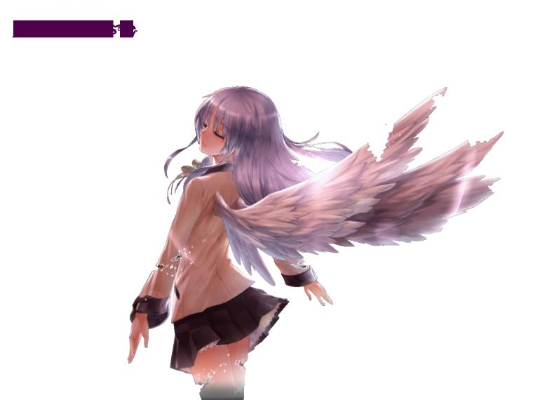 Angel or Tenshi ~ Prologue