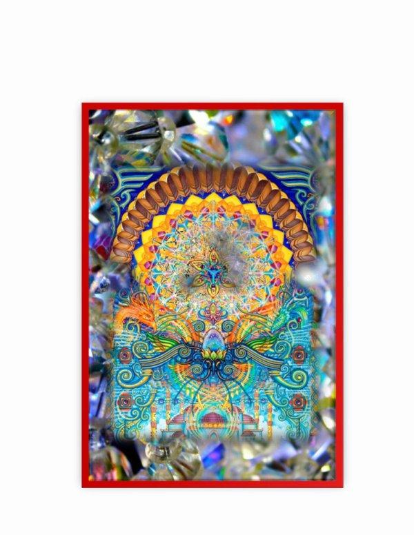tetragrammaton CRYSTAL CARD