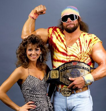 "Repose en paix ""Macho Man"" Randy Savage..."