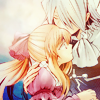 Everytime You Kissed Me ~J'ai tendu la main vers toi....Mais tous ce que j'ai senti...Est le doux flottement de l'air...Contre ma peau....~