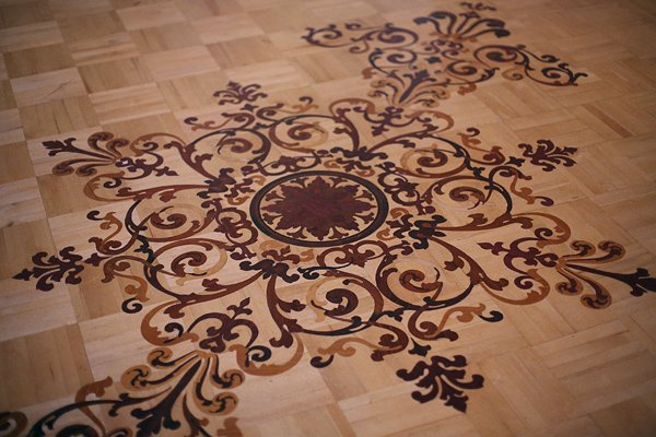 Marquetry and Parquetry supplier