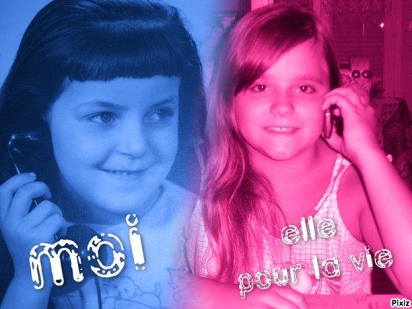 !!!!!!!ma troisième petite fille et moi ont nous dis que l'on a une petite ressemblance et vous???