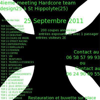 meeting hardcore team design 25  2011