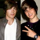 Photo de Zac-Efron-Justin-Bieber