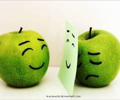 heureuse ou triste tel est la question