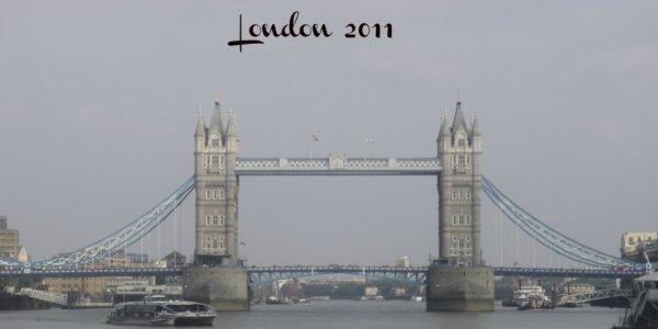 London 2011 <3