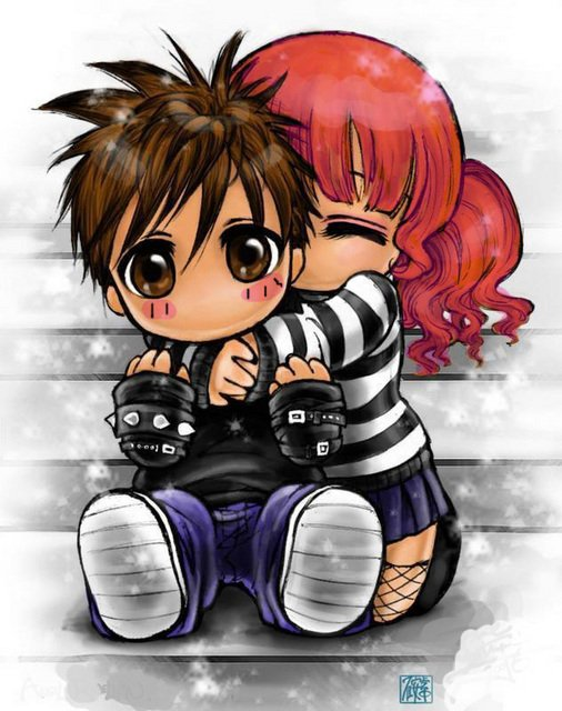 Mon Chéri et moi <3