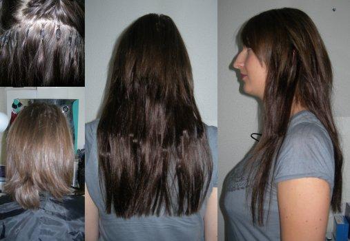 Cheveux tres fins et long