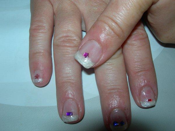 mes ongles refait tout simplement