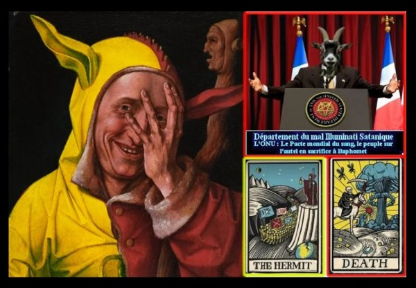 Juive occulte