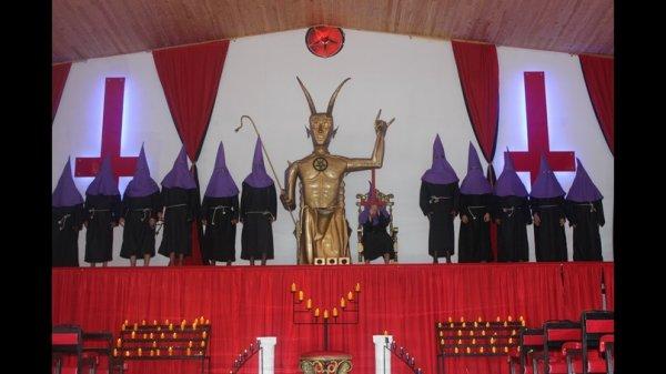 8 formes de satanisme étonnantes