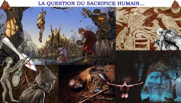 Sacrifice Humain