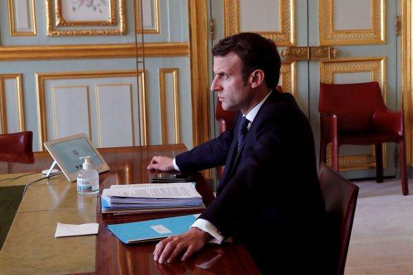 Coronavirus : Macron