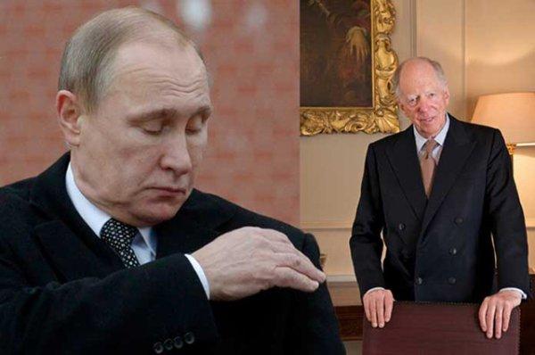 Poutine déclare la guerre