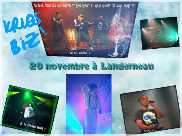 Soprano à Landerneau !! (sera le 23 avril 2011 en concert  à LORIENT)