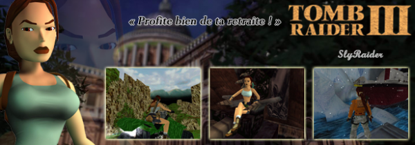 Tomb Raider III - Adventures of Lara Croft (1998)