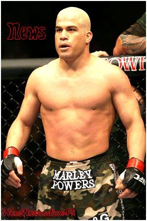 News : Un nouveau combattant de MMA à la WWE ?