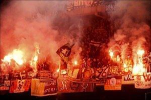 Incidents à Liège après Standard-Hanovre: le club allemande doit payer 45.000¤