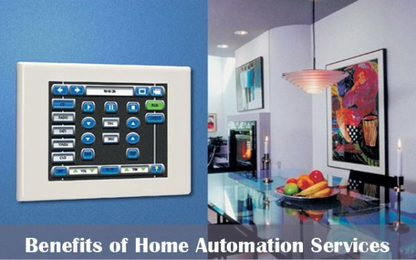 Benefits of home automation services