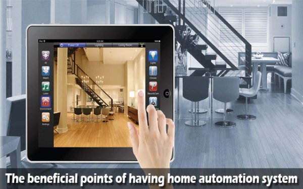 Get ready with home automation for the future home concept