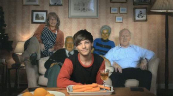 Louis Dans Story of my life ♥