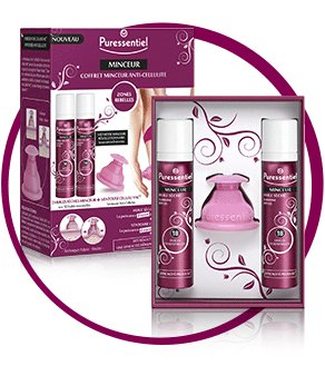 PURPURESSENTIEL MINCEUR COFFRET ANTI CELLULITE