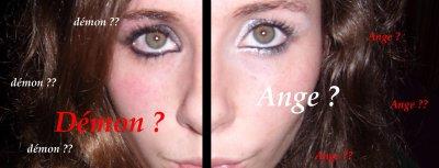 Ange ou démonn ??