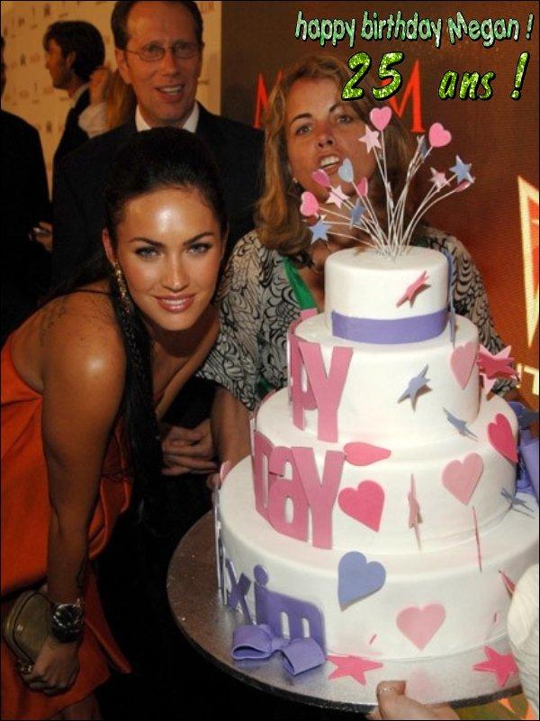 "happy birthday megan 25 ans !    / New Stills de "" Friends With Kids """