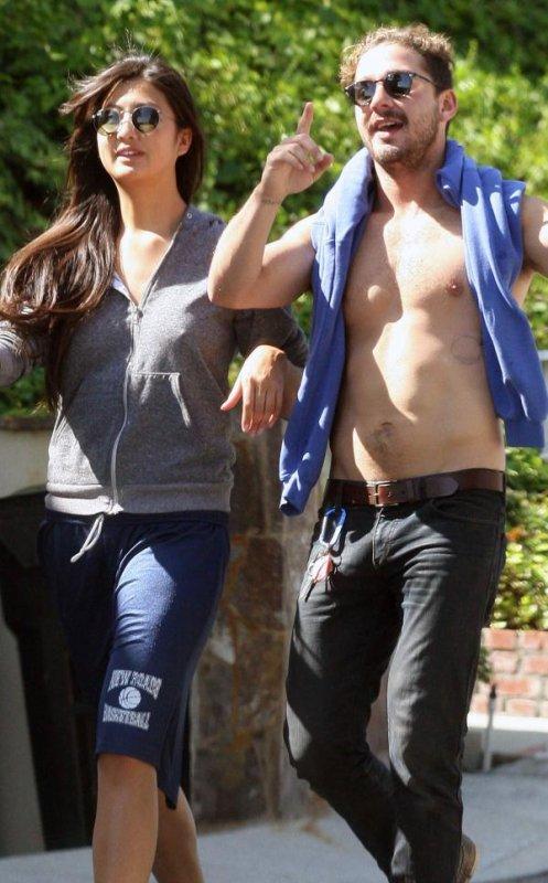 Megan de sortie avec Brian le 22 mai 2011 / Shia et sa nouvelle copine ensemble le 20 mai 2011