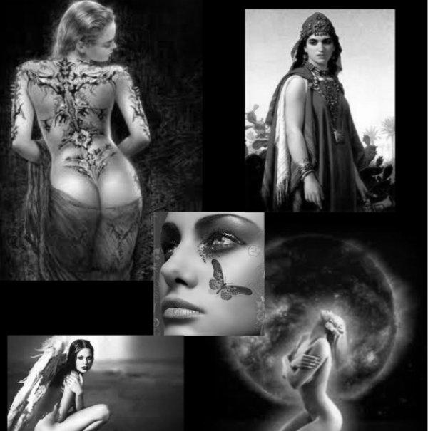 hommage a la femme bérbére