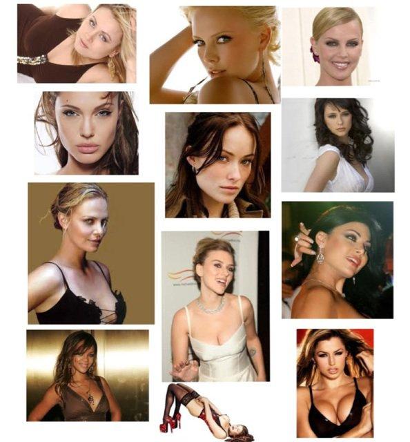 Les plus belles femmes au monde