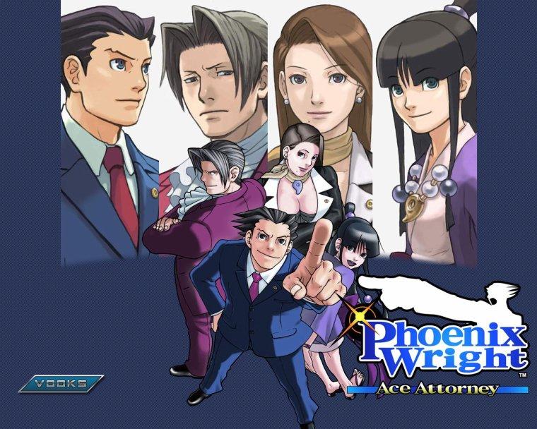 Phoenix Wright : Ace Attorney