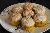 Muffins aux pépites de chocolat et à la noix de coco