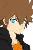Personnage principal : Le grand-frère : Tsuna Sawada