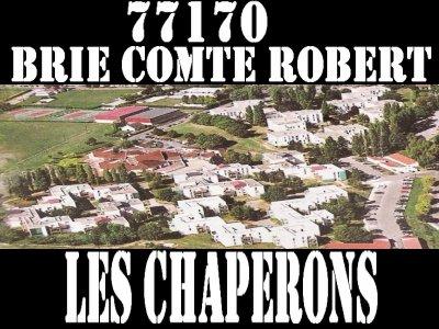 Brie Comte Robert (chaperons)