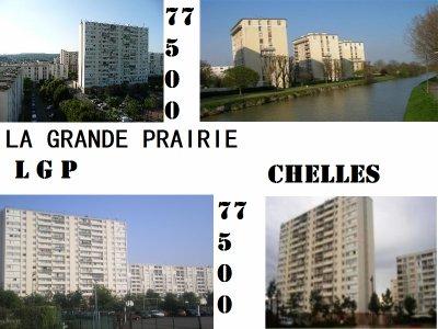 Chelles (Grande Prairie)
