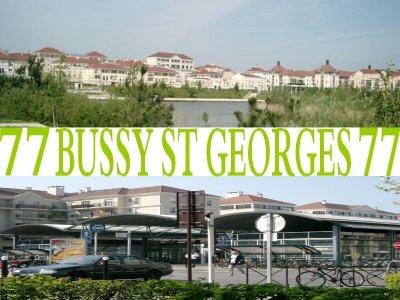 Bussy St Georges (HLM de la gare)