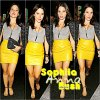 03/11/2012: Sophia B. sortant du Sayers Club où elle y était avec des amis à Hollywood.