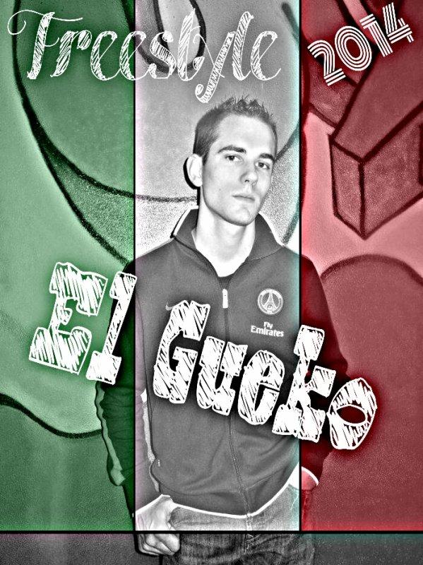El Gueko-Freestyle 2014 (2014)