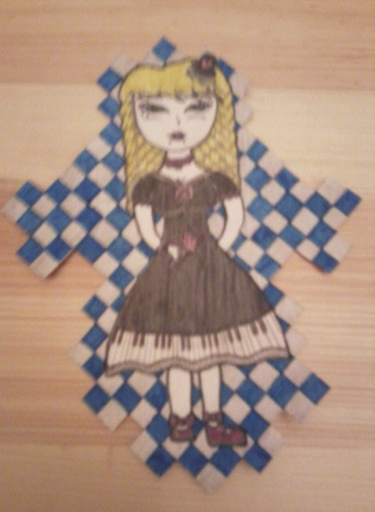 Dessin: Alice In Wonderland 2