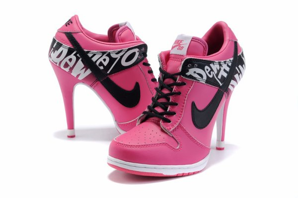 Assez a talon nike rose,chaussure nike a talon pas cher pour femme nike  TN72