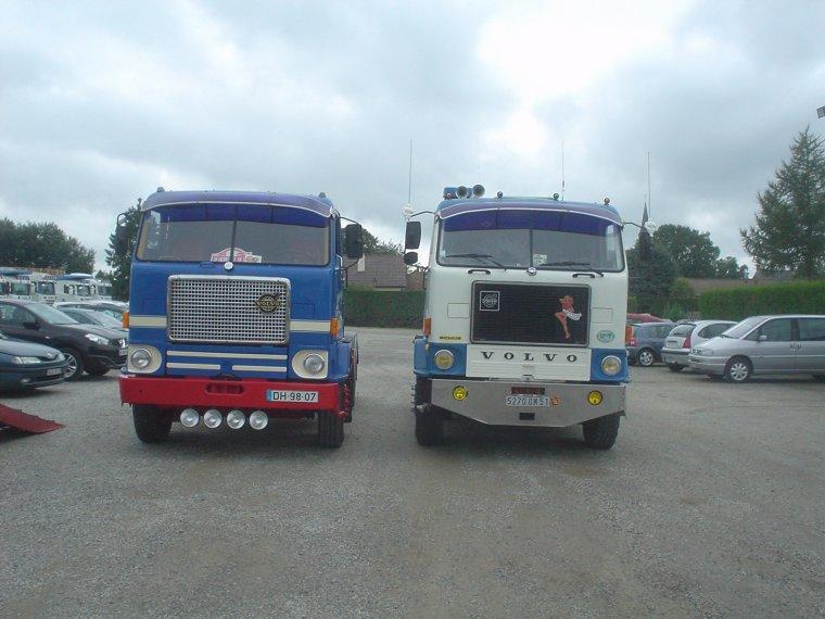 des camions vieux est moderne !!!