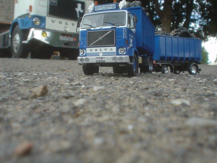 volvo f88 camion remorque 1.43
