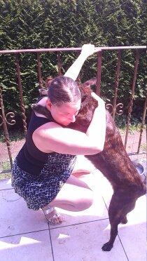 Mon amour de chien <3 Julia <3