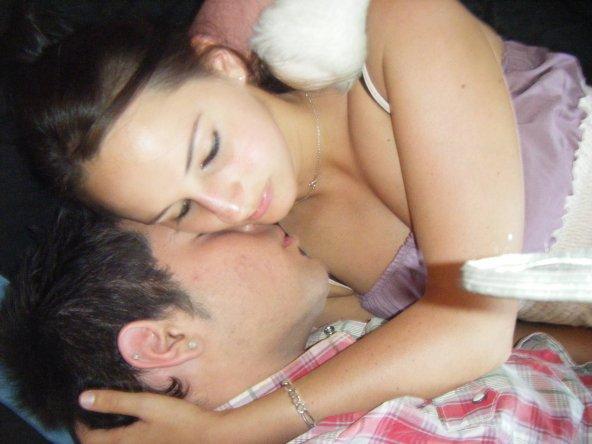 Mon homme et moi =)