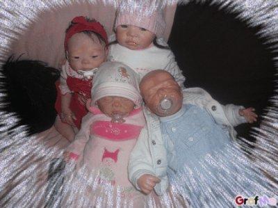 --> bébé présent dans ma petite nurserie =)